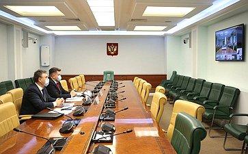 «Круглый стол» натему «Законодательное обеспечение работы предприятий минерально-сырьевого комплекса вусловиях экономических угроз»