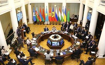 52-е пленарное заседание Межпарламентской Ассамблеи государств-участников СНГ