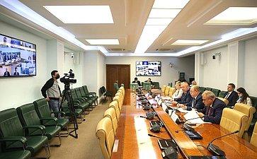 Совещание Комитета СФ поаграрно-продовольственной политике иприродопользованию совместно сКомитетом СФ поРегламенту иорганизации парламентской деятельности