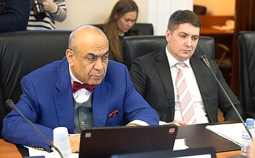 «Круглый стол» натему «Защита прав адвокатов как инструмент обеспечения правосудия»