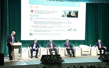 Выездное совещание Комитета СФ поаграрно-продовольственной политике иприродопользованию вАрхангельской области