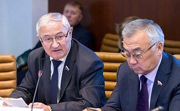Совещание Комитета СФ пообороне ибезопасности натему: «Архивное дело вВооруженных Силах Российской Федерации: состояние ипроблемы»