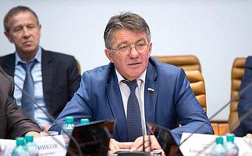 В. Озеров провел заседание Комитета СФ пообороне ибезопасности