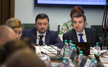 Расширенное заседание Комитета СФ посоциальной политике сучастием представителей ХМАО-Югры
