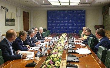 Заседание подкомитета пофинансовому контролю Комитета СФ побюджету ифинансовым рынкам