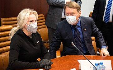 Ольга Ковитиди иВладимир Кожин