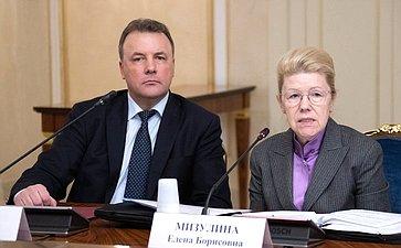 Артур Муравьев иЕлена Мизулина