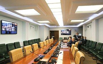 «Круглый стол» натему «Актуальные вопросы государственного управления всфере архитектурной деятельности»