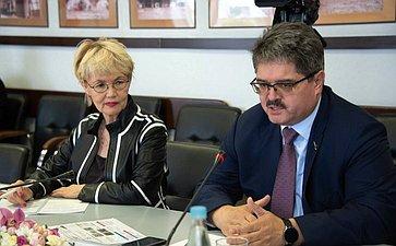 ВСовете Федерации обсудят возможность продления индивидуальной программы развития Республики Тыва