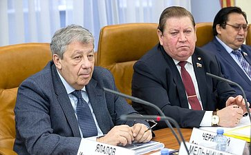 Аркадий Чернецкий иВладимир Литюшкин