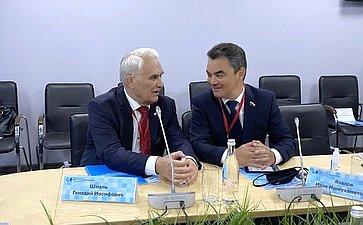 И. Ялалов: Российский нефтегазохимический форум позволяет продемонстрировать самые современные технологии, привлечь инвестиции
