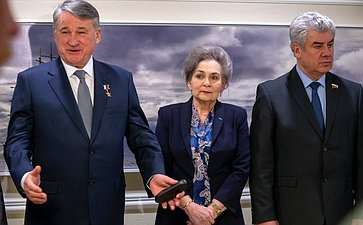 Юрий Воробьев, Наталья Малиновская иВиктор Бондарев