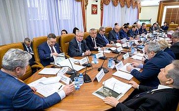 Заседание Комитета СФ пообороне ибезопасности сучастием представителей Бурятии