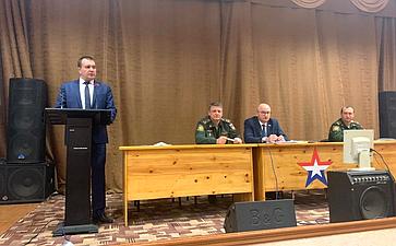 Олег Цепкин врамках работы врегионе посетил города Сатку иТрехгорный