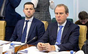 Совещание натему: «Омерах пореализации федеральных проектов, направленных наохрану ирациональное использование водных ресурсов Российской Федерации»