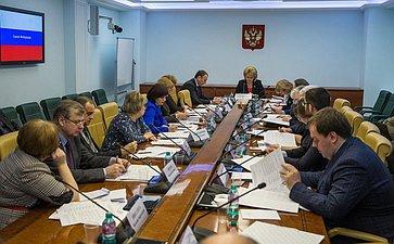 ВСФ прошел «круглый стол» натему «Озаконодательном обеспечении сохранения, поддержки иразвития русского языка»