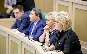 Гумерова 380-е заседание Совета Федерации