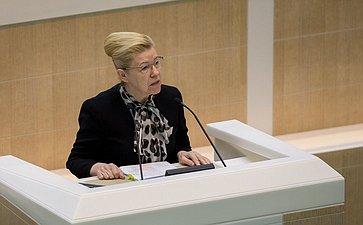 Мизулина Елена Борисовна, заместитель председателя Комитета СФ поконституционному законодательству игосударственному строительству
