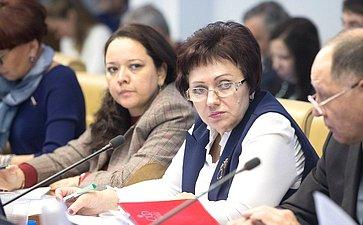 Расширенное заседания Комитета СФ посоциальной политике натему «Особенности реализации социальной политики вЧукотском автономном округе»
