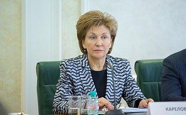 Заседание Совета по вопросам жилищного строительства и содействия развитию жилищно-коммунального комплекса Карелова
