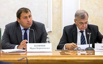 М. Керимов иС. Жиряков
