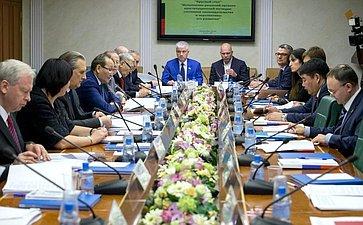 Заседание «круглого стола» натему «Исполнение решений органов конституционной юстиции: состояние законодательства иперспективы его развития»