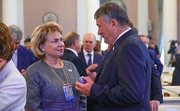 Марианна Щеткина иЮрий Воробьев