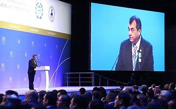 Церемония открытия 137-й Ассамблеи МПС