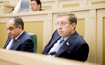 374-е заседание Совета Федерации Майоров