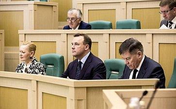358-е заседание Совета Федерации