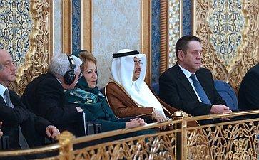 В. Матвиенко вСаудовской Аравии