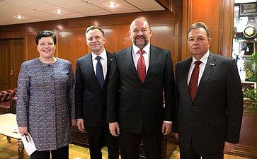 Руководство Архангельской области