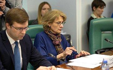 Совещание Комитета СФ посоциальной политике