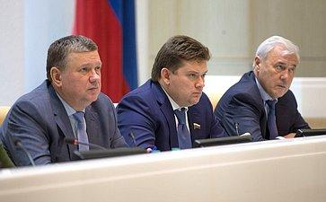Президиум заседания Межрегионального банковского совета