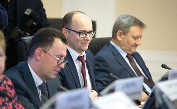«Круглый стол» Комитета СФ поэкономической политике натему «Институт банкротства вРоссии. Практика проведения процедур банкротства»