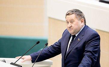 376-е заседание. Пономарев