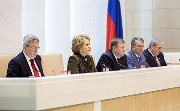 Совет Федерации ратифицировал договор овхождении Крыма всостав РФ