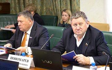 С. Калашников иМ. Пономарев