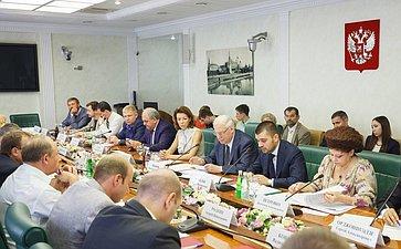 25-07-2014 Cовещание Комитета общественной поддержки жителей Юго-Востока Украины по вопросу оказания помощи беженцам 2