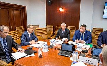 Расширенное заседание Комитета СФ пообороне ибезопасности