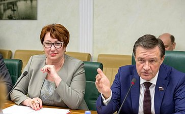 Елена Перминова иСергей Рябухин