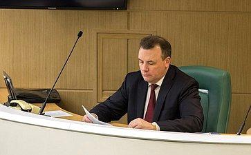 На423-м заседании Совета Федерации