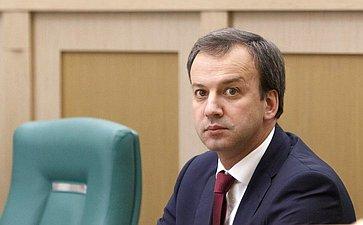 Вице-премьер Правительства РФ А. Дворкович