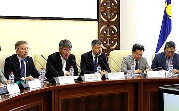 Заседание Экспертного совета пофизической культуре испорту при Комитете СФ посоциальной политике