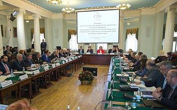 Первое заседание Совета попроблемам профилактики наркомании