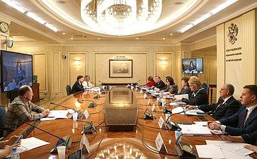 Заседание Временной комиссии посохранению иразвитию народных художественных промыслов