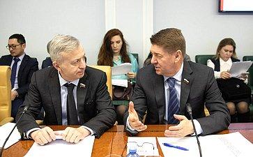 Мухарбий Ульбашев иАндрей Шевченко
