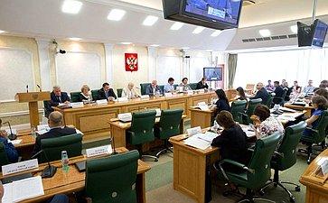 Заседание «круглого стола» натему «Практика реализации новых положений Гражданского кодекса Российской Федерации»