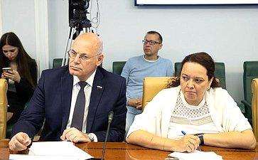 Владимир Круглый иАнна Отке
