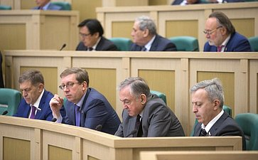 А. Майоров, Ю. Бирюков иМ. Ульбашев